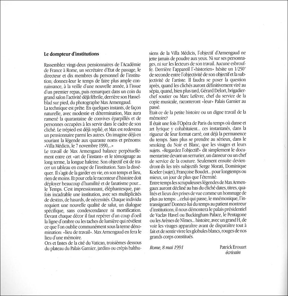 06 Le dompteur d'institutions