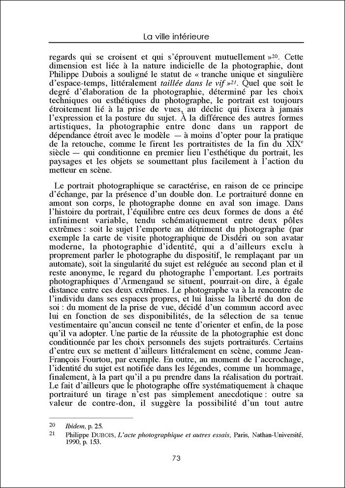 Nancy Berthier La ville intérieure 24 mai 2003 11