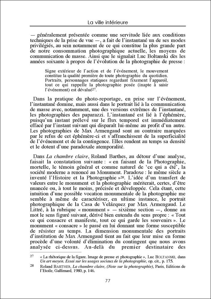 Nancy Berthier La ville intérieure 24 mai 2003 15