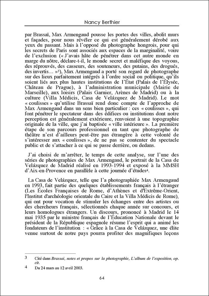 Nancy Berthier La ville intérieure 24 mai 2003 2
