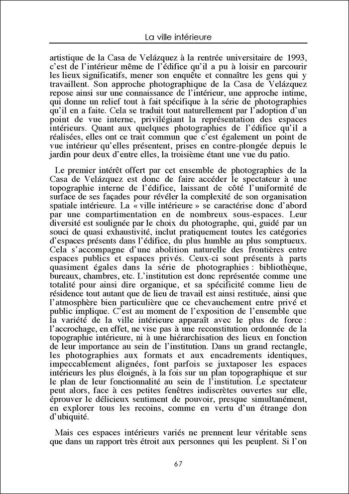 Nancy Berthier La ville intérieure 24 mai 2003 5
