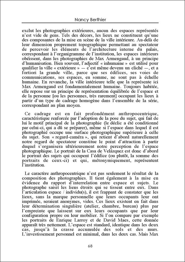 Nancy Berthier La ville intérieure 24 mai 2003 6