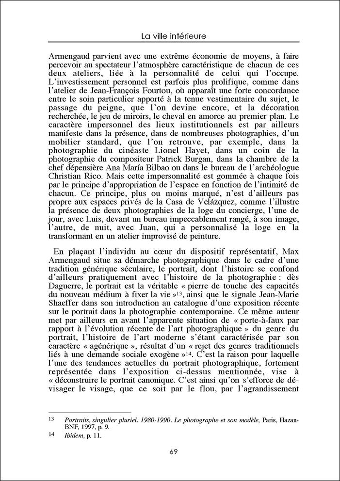 Nancy Berthier La ville intérieure 24 mai 2003 7