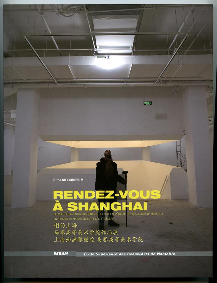 catalogue Rendez-vous à Shanghai 2010