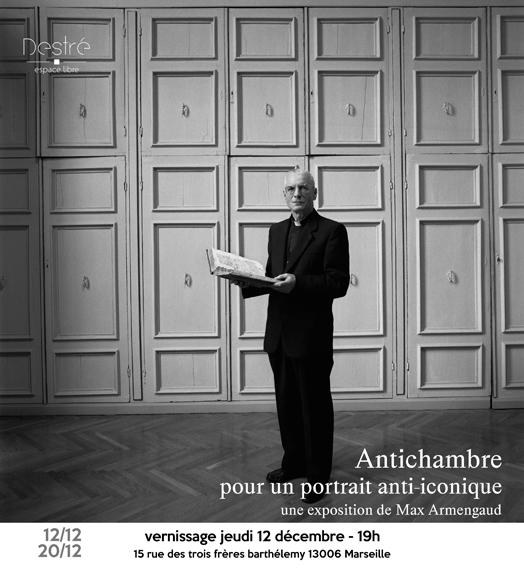 Expo Antichambre, Destré Marseille 12-2019